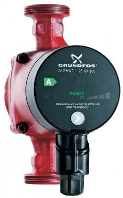 Насос циркуляционный Grundfos Alpha 2 L 25-40 насос unipump акваробот jet 100 l г а 2л 45190