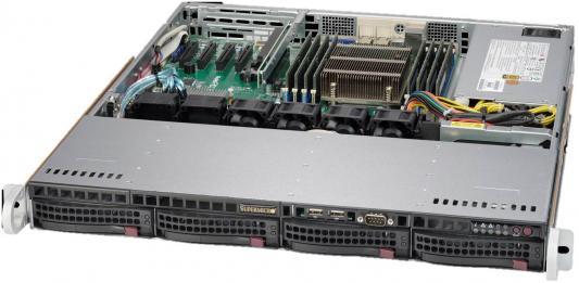 Серверная платформа SuperMicro SYS-5019S-MR цена и фото