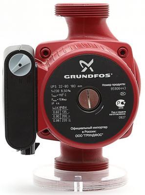Насос циркуляционный Grundfos UPS 32/80 с гайками прима ups 25 80 180
