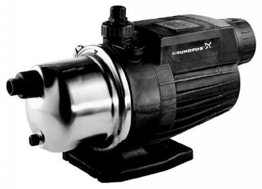Насос поверхностный Grundfos MQ 3-45 В 4.1 куб. м/час 1000 Вт А-О-А-ВVBP станция водоснабжения grundfos mq 3 45