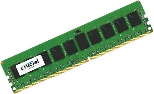 Оперативная память 16Gb PC4-19200 2400MHz DDR4 DIMM Crucial CT16G4RFS424A