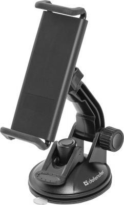 Автомобильный держатель Defender CH-204+ для смартфонов шириной 115-156мм черный 29204