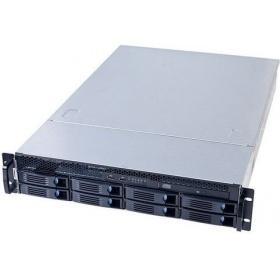 Серверный корпус 2U Chenbro RM23608-LE Без БП чёрный