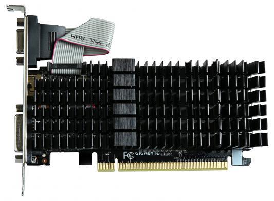 Видеокарта GigaByte GeForce GT 720 GV-N710SL-1GL PCI-E 1024Mb 64 Bit Retail (GV-N710SL-1GL)