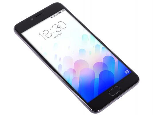 """Смартфон Meizu M3 Note серый 5.5"""" 16 Гб LTE Wi-Fi GPS L681H"""