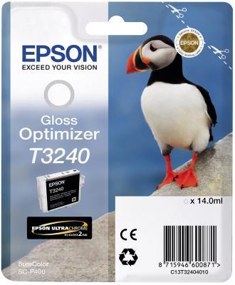 Картридж Epson C13T32404010 для SC-P400 оптимизатор глянца картридж epson t009402 для epson st photo 900 1270 1290 color 2 pack
