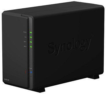 Сетевой видеорегистратор Synology NVR2169CH