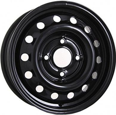 Диск Magnetto Ford Ecosport 6xR16 4x108 мм ET37.5 Black