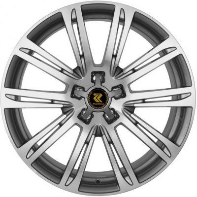 цена на Диск RepliKey Audi A8 New 8xR18 5x112 мм ET35 GMF RK9172