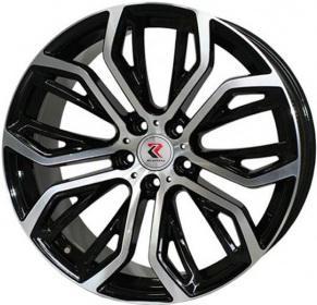 Диск RepliKey BMW Х6/X5 10.5xR20 5x120 мм ET35 BKF RK95010 штампованный диск тзск ваз 2112 5 5x14 4x98 d58 6 et35 s