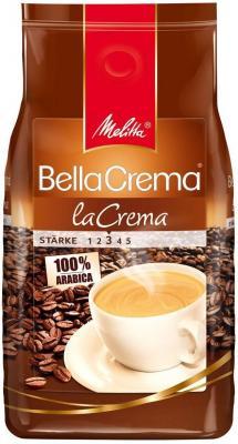 Кофе Melitta BC La Crema 1кг в зернах цены
