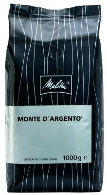 Кофе Melitta Schumli Monte D'Argento 1кг в зернах