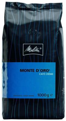 Кофе Melitta Schumli K&W Monte d`Oro 1кг в зернах