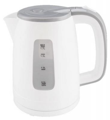 Чайник Zimber ZM-11111 2200 Вт белый 1.7 л пластик