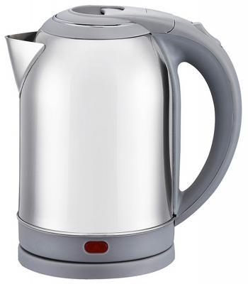 Чайник Zimber ZM-11133 1500 Вт серый 2 л нержавеющая сталь