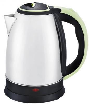 Чайник Zimber ZM-11130 1500 Вт зелёный 1.8 л металл