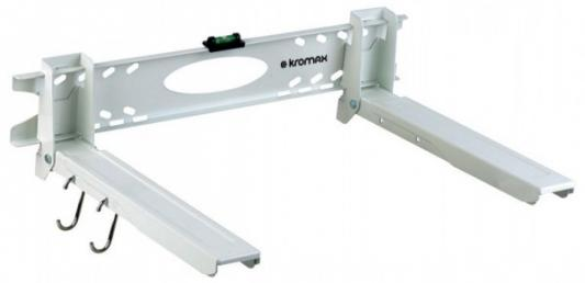 Кронштейн для СВЧ-печей Kromax MICRO-5 белый max 30 кг настенный от стены 320 мм