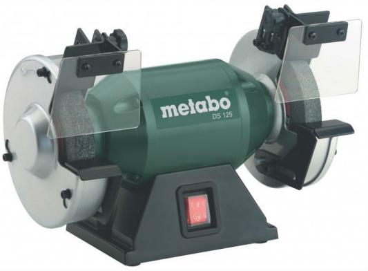 Станок точильный Metabo DS 125 619125000 точильный станок dwt ds 250gs