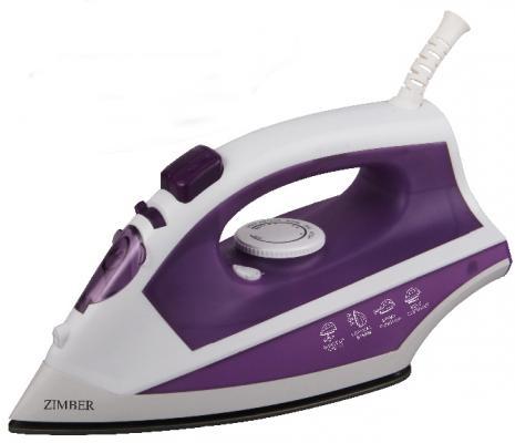 Утюг Zimber ZM-11082 2200Вт фиолетовый