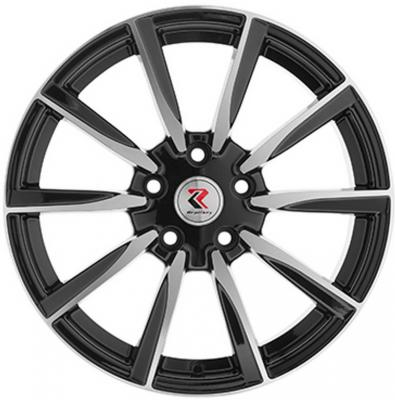 Диск RepliKey Toyota Camry 7xR17 5x114.3 мм ET45 BKF [RK0806] диск fr replica lr7 9 5xr20 5x120 мм et45 hb 20 63 26 545
