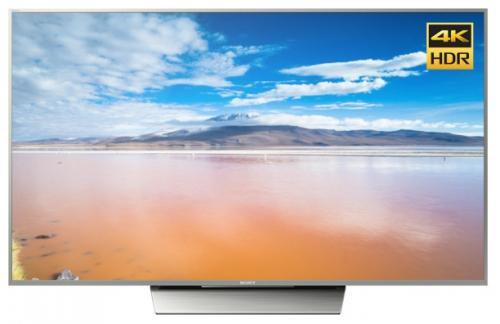 Телевизор SONY KD-55XD8577SR2 серебристый