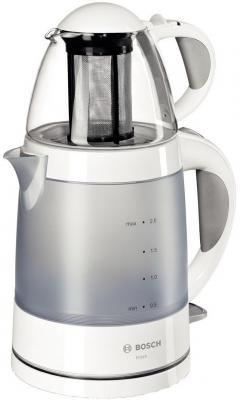 Чайник Bosch TTA2201 1785 Вт белый 2 л пластик