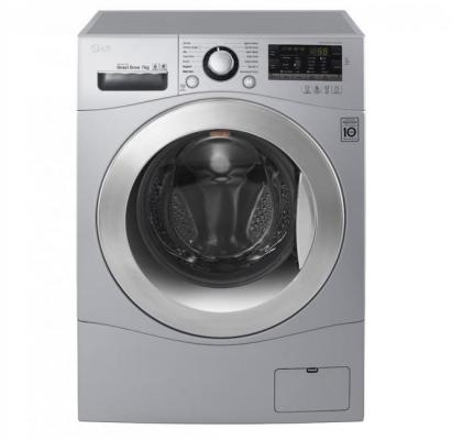 Стиральная машина LG FH2A8HDN4 серебристый стиральная машина siemens wm 10 n 040 oe