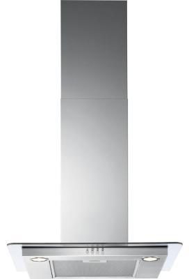 Вытяжка каминная Electrolux EFC60466OX серебристый