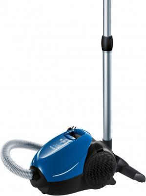 Пылесос Bosch BSM1805RU с мешком сухая уборка 1800Вт синий