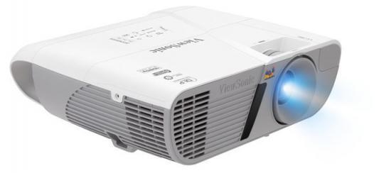 Проектор ViewSonic PJD7828HDL 1920х1080 3200 люмен 22000:1 белый цена