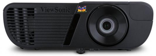 Проектор ViewSonic PRO7827HD 1920х1080 2200 люмен 22000:1 черный проектор viewsonic pjd7828hdl 1920х1080 3200 люмен 22000 1 белый