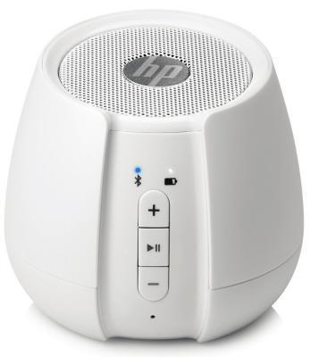 Портативная акустика HP S6500 белый N5G10AA