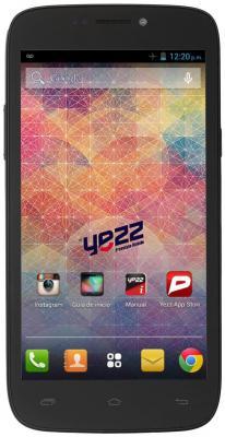 """Смартфон Yezz ANDY 5.5EI черный 5.5"""" 4 Гб Wi-Fi GPS"""
