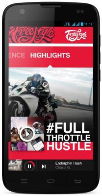 "Смартфон Yezz ANDY 5EL черный 5"" 8 Гб LTE Wi-Fi GPS HM.HPUEU.002"