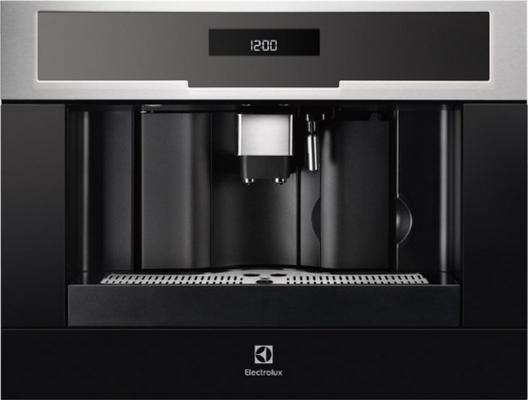 Кофеварка Electrolux EBC54524OX черный