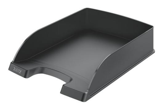 Горизонтальный лоток Esselte 52270095 A4 пластик черный