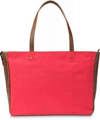 Сумка для ноутбука 15.6 HP Ladies Red Tote красный V1M57AA сумка для ноутбука hp 14 0 ladies slm black tote t7b35aa
