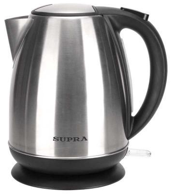 Чайник Supra KES-1733N 2200 Вт серебристый 1.7 л металл