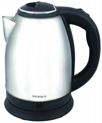 Чайник Supra KES-1731 2200 Вт чёрный 1.7 л металл