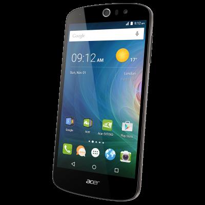 """Смартфон Acer Liquid Z530 черный 5"""" 16 Гб LTE Wi-Fi GPS HM.HQUEU.002"""