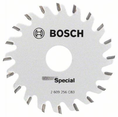Пильный диск Bosch 65х15мм 2609256C83 пильный диск bosch 256х30мм 2608641795