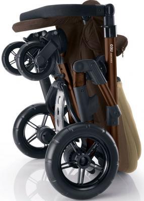 Прогулочная коляска Concord Neo (walnut brown)