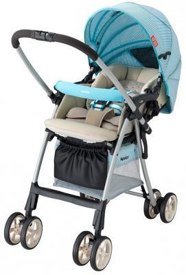 Прогулочная коляска Aprica Luxuna Light CTS (светлая бирюза) aprica aprica