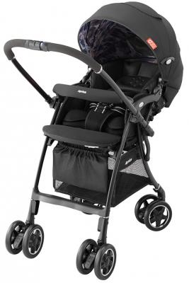 Прогулочная коляска Aprica Luxuna CTS (черный/92997) прогулочные коляски aprica luxuna air
