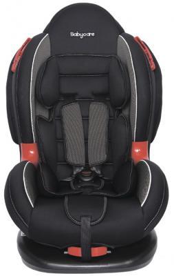 Автокресло Baby Care BC-02 Isofix Люкс (карбон-черный)