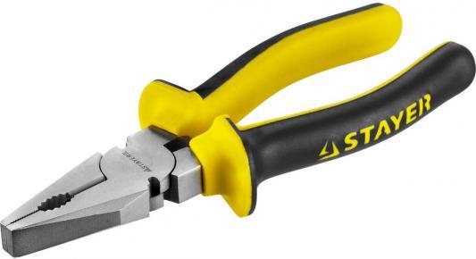 Плоскогубцы Stayer Master 160мм 2203-1-16_z01 перчатки stayer master трикотажные 13 класс l xl 11409 h10
