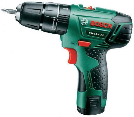 Дрель ударная Bosch PSB 10.8 LI-2 0603983923