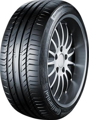 Шина Continental ContiSportContact 5 225/40 R18 92W шина continental contisportcontact 5 245 50 r18 100y