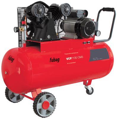 Компрессор Fubag VCF/100 СМ3 45681472 компрессор fubag b4800b 100 ct4 3 0квт