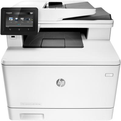 МФУ HP Color LaserJet M377dw  A4 600x600dpi 24ppm  Ethernet USB
